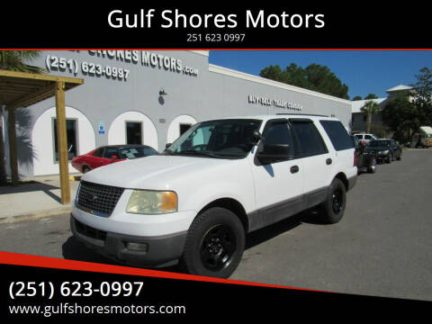 2004 Ford Expedition for sale at Gulf Shores Motors in Gulf Shores AL