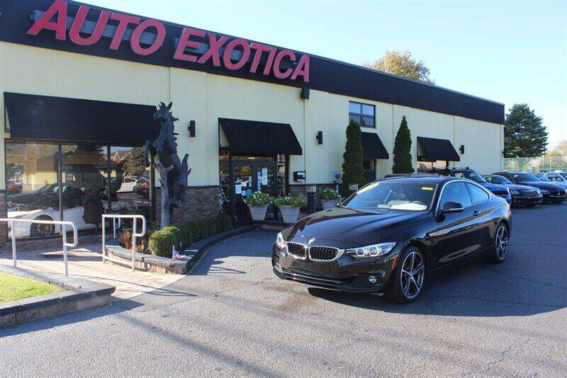 2018 BMW 4 Series for sale at Auto Exotica in Red Bank NJ
