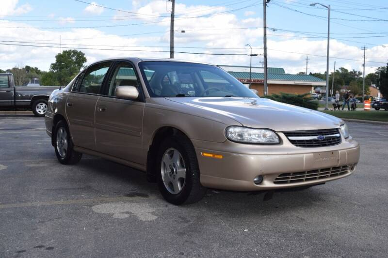 2002 Chevrolet Malibu for sale at NEW 2 YOU AUTO SALES LLC in Waukesha WI