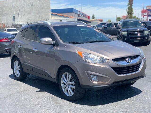 2011 Hyundai Tucson for sale at Brown & Brown Auto Center in Mesa AZ
