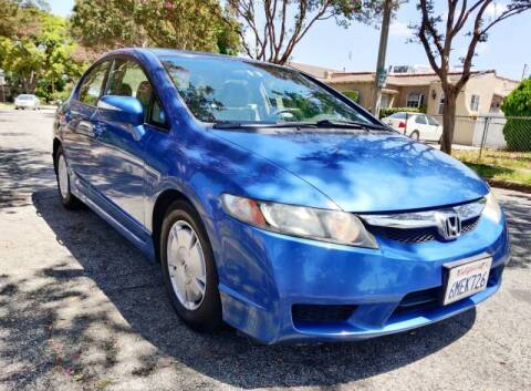 2010 Honda Civic for sale at Apollo Auto El Monte in El Monte CA