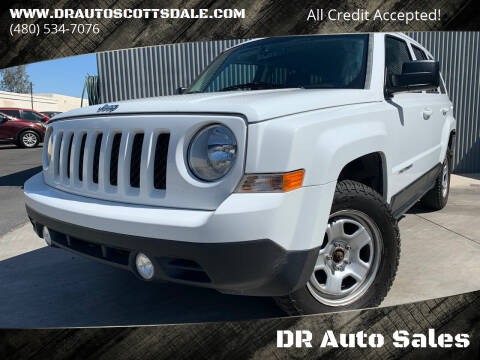 2016 Jeep Patriot for sale at DR Auto Sales in Scottsdale AZ