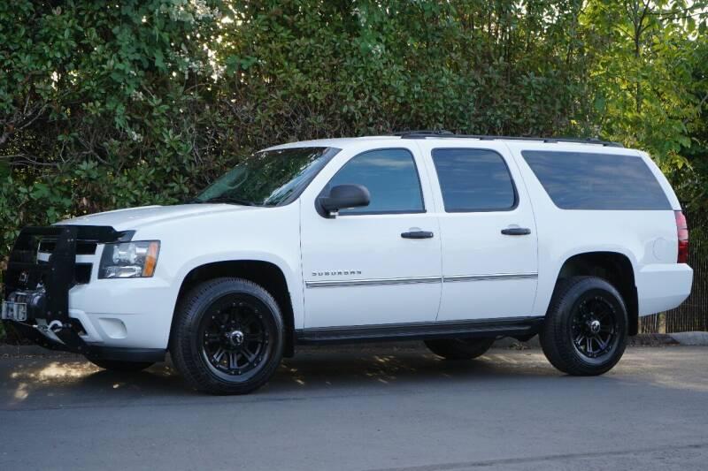 2013 Chevrolet Suburban for sale at Beaverton Auto Wholesale LLC in Aloha OR