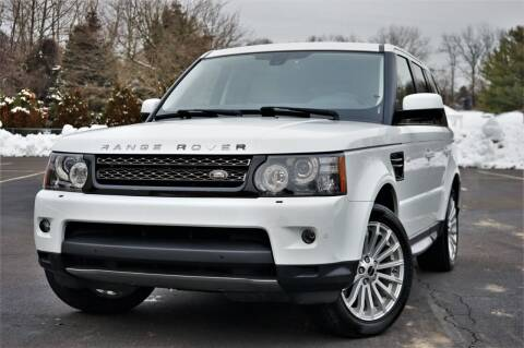 2012 Land Rover Range Rover Sport for sale at Speedy Automotive in Philadelphia PA