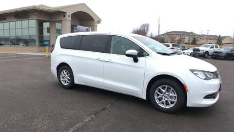 2020 Chrysler Voyager for sale at Waconia Auto Detail in Waconia MN