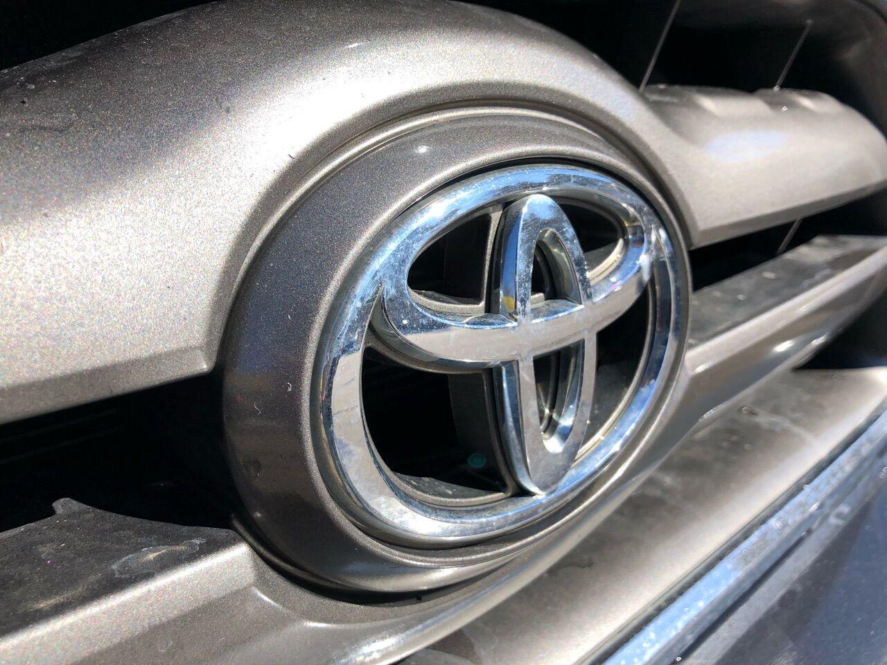 2009 Toyota Tacoma Short Bed