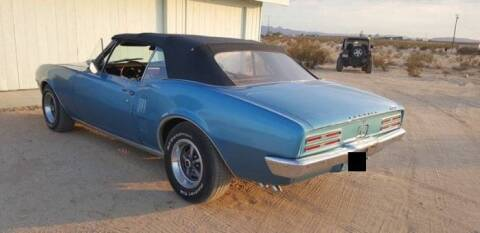 1967 Pontiac Firebird for sale at Classic Car Deals in Cadillac MI