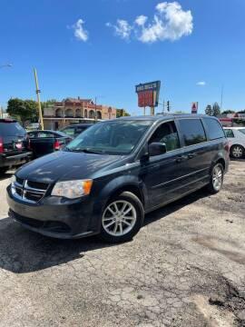 2014 Dodge Grand Caravan for sale at Big Bills in Milwaukee WI