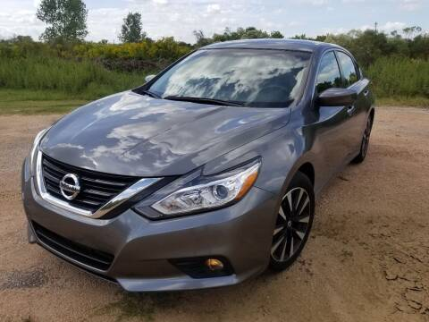 2018 Nissan Altima for sale at Laguna Niguel in Rosenberg TX