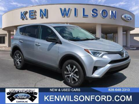 2018 Toyota RAV4 for sale at Ken Wilson Ford in Canton NC