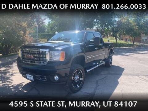 2014 GMC Sierra 3500HD for sale at D DAHLE MAZDA OF MURRAY in Salt Lake City UT