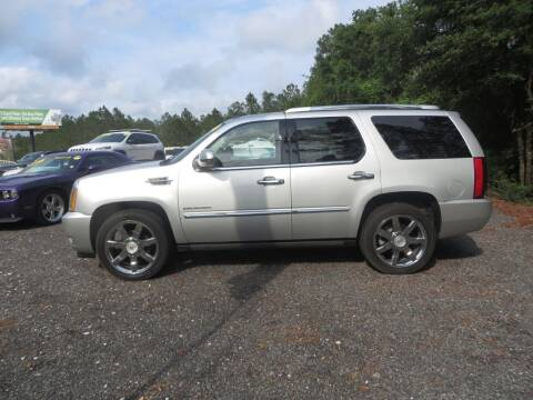 2011 Cadillac Escalade for sale at Ward's Motorsports in Pensacola FL
