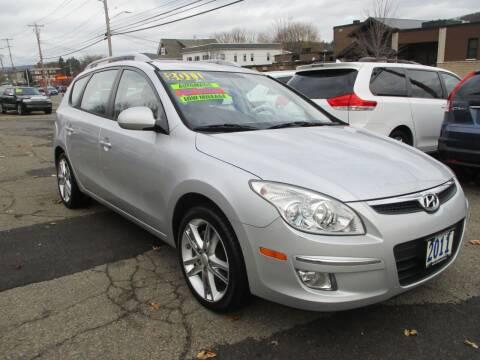 2011 Hyundai Elantra Touring for sale at Car Depot Auto Sales in Binghamton NY