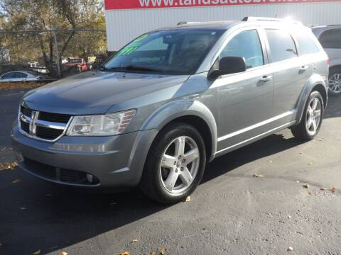 2009 Dodge Journey for sale at T & S Auto Brokers in Colorado Springs CO