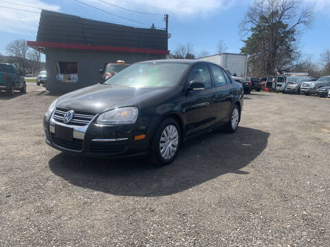 2010 Volkswagen Jetta for sale at Townline Motors in Cortland NY