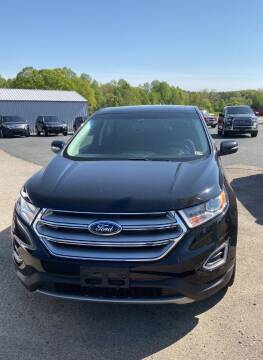 2016 Ford Edge for sale at Gilliam Motors Inc in Dillwyn VA