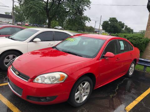 2011 Chevrolet Impala for sale at Drive Max Auto Sales in Warren MI