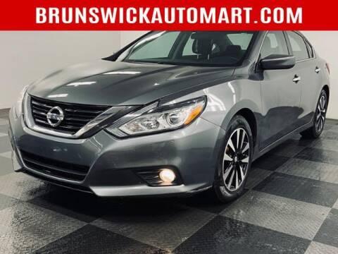 2018 Nissan Altima for sale at Brunswick Auto Mart in Brunswick OH