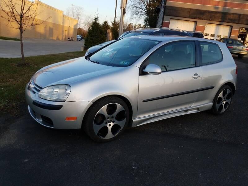 2009 Volkswagen Rabbit for sale at Wildwood Motors in Gibsonia PA