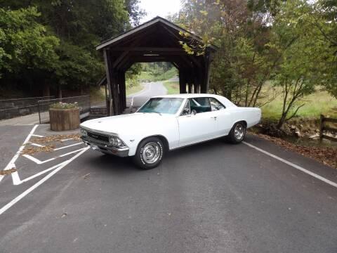 1966 Chevrolet Chevelle Malibu for sale at Johns Auto Sales in Tunnel Hill GA