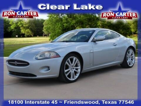 2007 Jaguar XK-Series for sale at Ron Carter  Clear Lake Used Cars in Houston TX