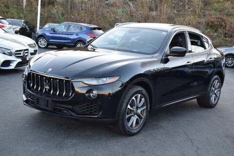 2018 Maserati Levante for sale at Automall Collection in Peabody MA
