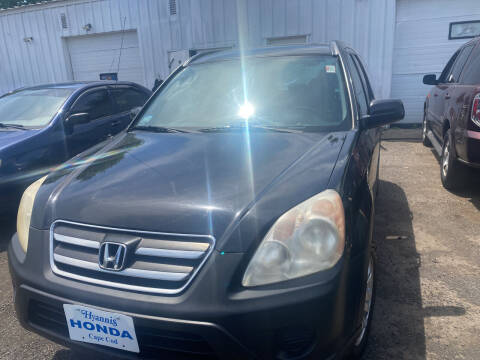 2005 Honda CR-V for sale at Whiting Motors in Plainville CT