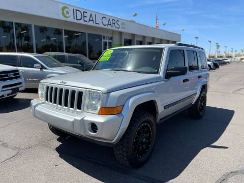 2006 Jeep Commander for sale at Ideal Cars in Mesa AZ