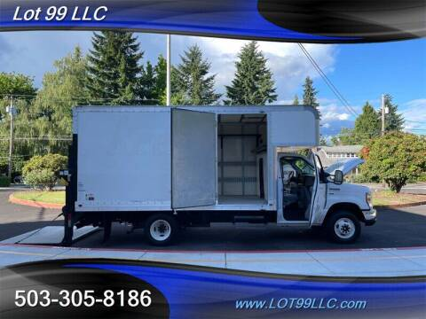 2012 Ford E-Series Chassis for sale at LOT 99 LLC in Milwaukie OR