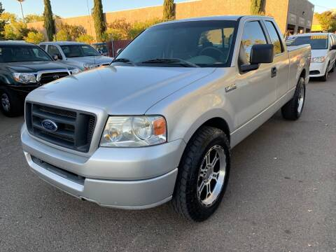 2005 Ford F-150 for sale at C. H. Auto Sales in Citrus Heights CA