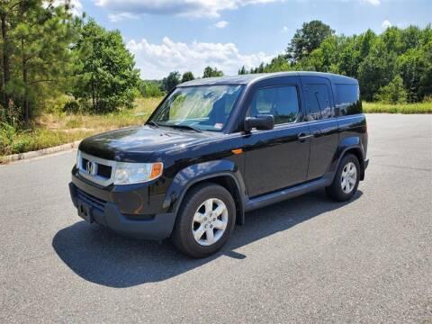2010 Honda Element for sale at Apex Autos Inc. in Fredericksburg VA