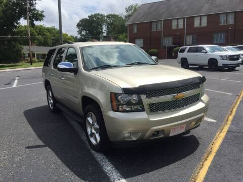 2013 Chevrolet Tahoe for sale at DEALS ON WHEELS in Moulton AL
