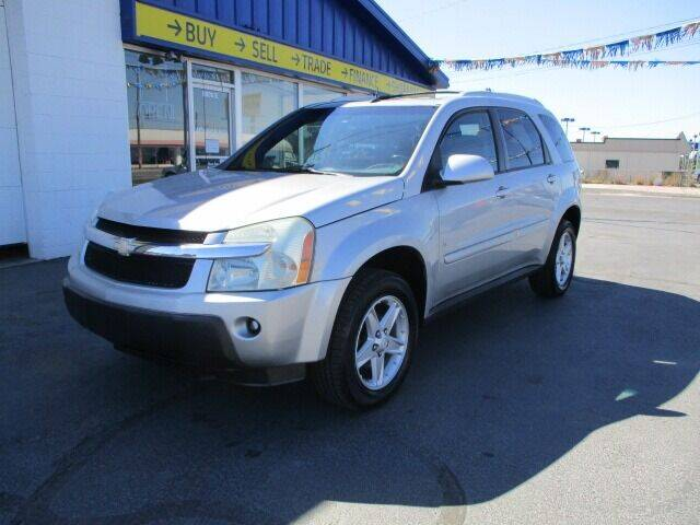 2006 Chevrolet Equinox for sale at Affordable Auto Rental & Sales in Spokane Valley WA