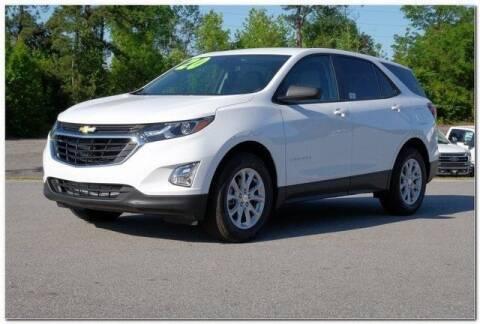 2020 Chevrolet Equinox for sale at WHITE MOTORS INC in Roanoke Rapids NC