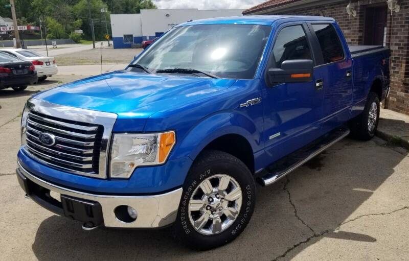 2012 Ford F-150 for sale at SUPERIOR MOTORSPORT INC. in New Castle PA