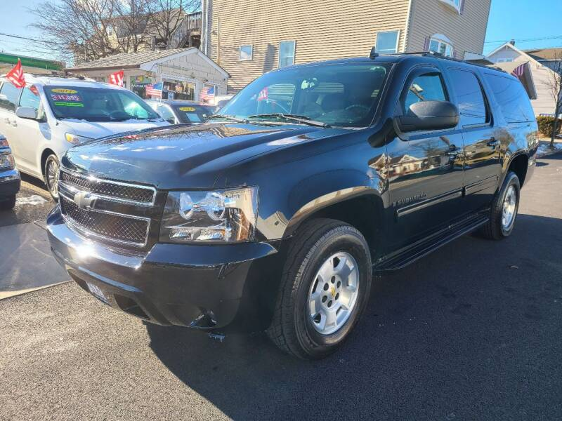 2009 Chevrolet Suburban for sale at Express Auto Mall in Totowa NJ