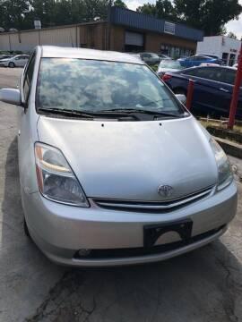 2008 Toyota Prius for sale at LAKE CITY AUTO SALES - Jonesboro in Morrow GA