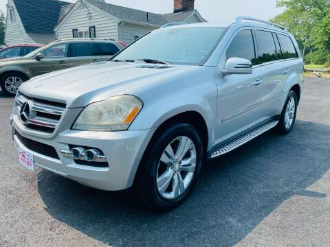 2011 Mercedes-Benz GL-Class for sale at MBL Auto Woodford in Woodford VA