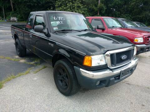 2005 Ford Ranger for sale at Auto Brokers of Milford in Milford NH