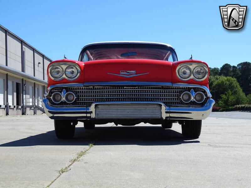 1958 Chevrolet Impala for sale in Alpharetta, GA