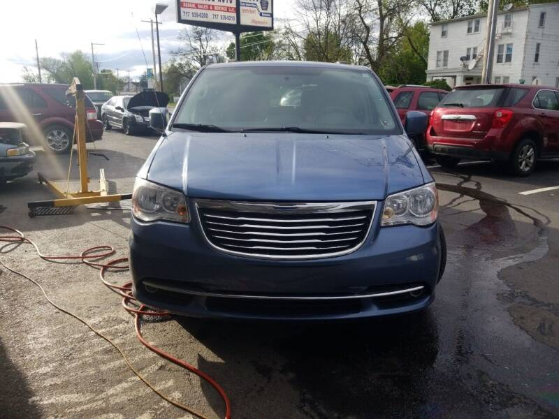 2011 Chrysler Town and Country for sale at Roy's Auto Sales in Harrisburg PA