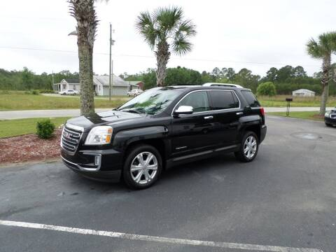 2016 GMC Terrain for sale at First Choice Auto Inc in Little River SC