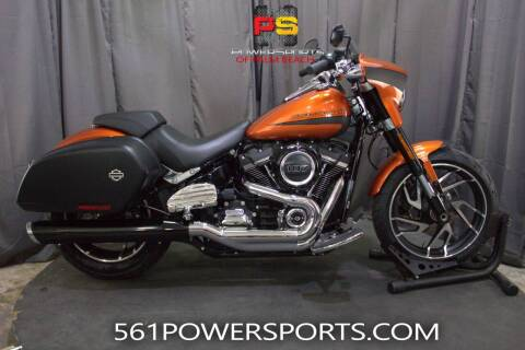 2019 Harley-Davidson Sport Glide® for sale at Powersports of Palm Beach in Hollywood FL