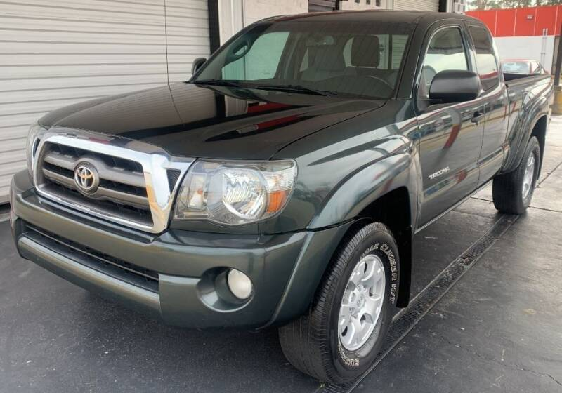 2009 Toyota Tacoma for sale at Tiny Mite Auto Sales in Ocean Springs MS