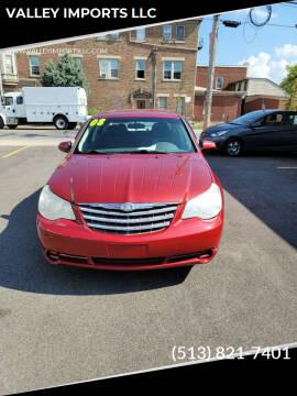 2008 Chrysler Sebring for sale at VALLEY IMPORTS LLC in Cincinnati OH