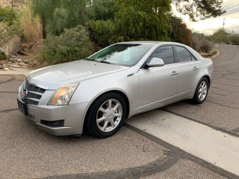 2008 Cadillac CTS for sale at BUY RIGHT AUTO SALES in Phoenix AZ