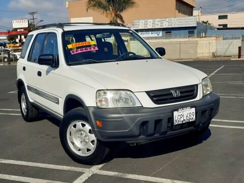 1999 Honda CR-V for sale at UNITED AUTO MART CA in Arleta CA
