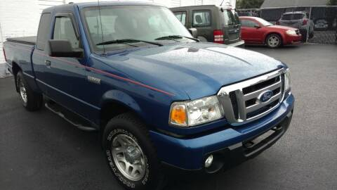 2011 Ford Ranger for sale at Graft Sales and Service Inc in Scottdale PA