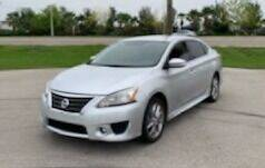 2015 Nissan Sentra for sale at FLORIDA USED CARS INC in Fort Myers FL