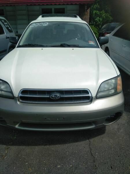 2002 Subaru Outback for sale in Robbinsville, NJ